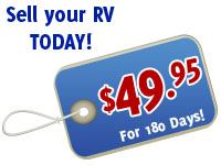 Sell Your RV Today!